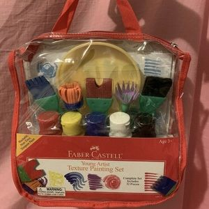 BRAND NEW fabre castell painting set